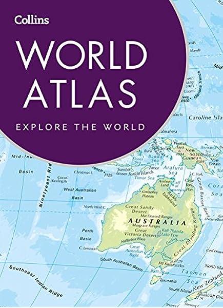 Collins World Atlas: Paperback Edition Idioma Inglés: Amazon.es: Collins Maps: Libros en idiomas extranjeros