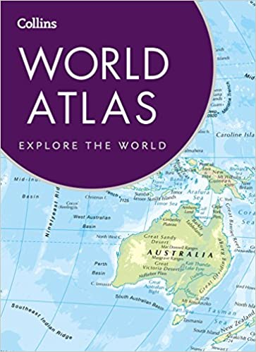 Collins World Atlas: Paperback Edition: Collins Maps: 9780008158514 ...