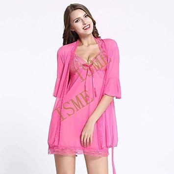 CHENGQQ Ropa interior erótica Pijamas Para Mujer Conjuntos De ...