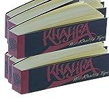 Wiz Khalifa Perforated Hemp Cotton Rolling Paper Tips (6 Packs)