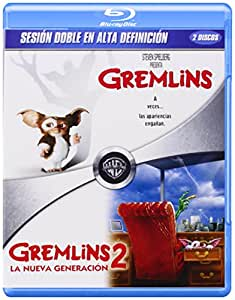 Pack: Gremlims (Parte 1 Y 2) [Blu-ray]