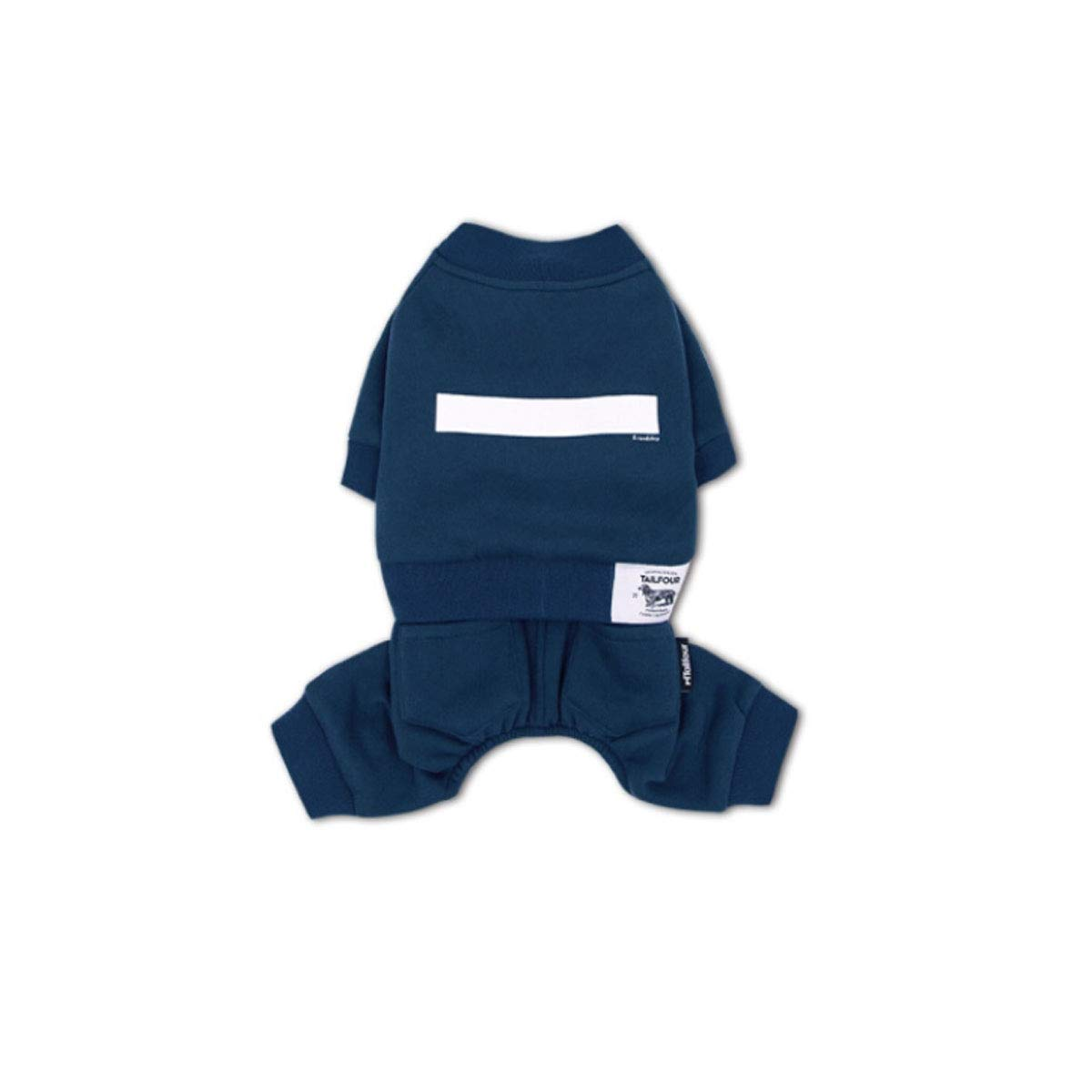 Huijunwenti Winter New Teddy Cotton Coat Pet Dog Clothes Small Dog Cotton Jacket Double-sided Cotton Vest Cat SN8250 TFCLO001402 XS fashion (color   Number 17, Size   M)
