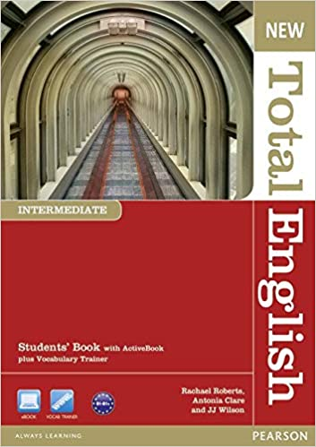 New Total English Intermediate Students' Book with Video