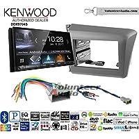Volunteer Audio Kenwood DDX9704S Double Din Radio Install Kit with Apple Carplay Android Auto Fits 2011-2016 Honda Odyssey
