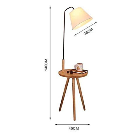 Trípode de madera maciza moderno de tres pies de tabla ...
