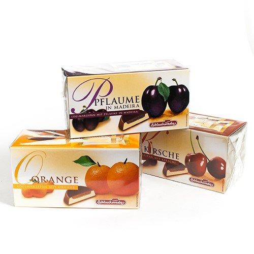 Schluckwerder Chocolate Marzipan - Kirsche (10.58 (Cherry Rum)