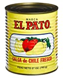 El Pato Chili Sauce, Hot, 27-Ounce Container (Pack of 12)