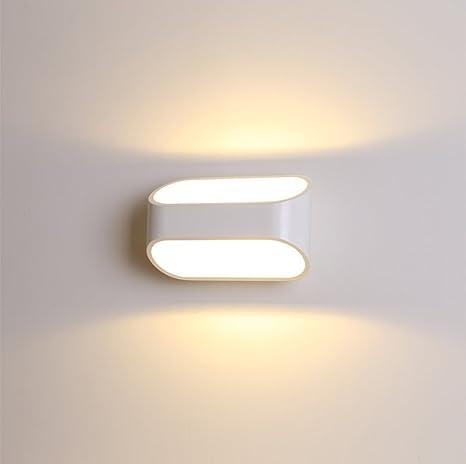 Hypergiant 5W Lampada da Parete a LED Applique da Parete Interni ...