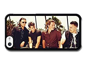 AMAF ? Accessories Arctic Monkeys Rock Band Palm Trees case for iPhone 5C