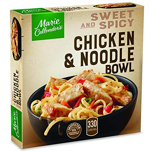 Marie Callender's Sweet and Spicy Chicken & Noodle Bowl, 11.5 Ounce