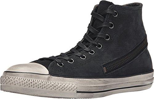 204581bd3 Converse Men's Chuck Taylor All Star Tornado Zip Hi Black/Beluga 151282C-001  (