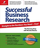 Successful Business Research, Planning Shop, 0974080136