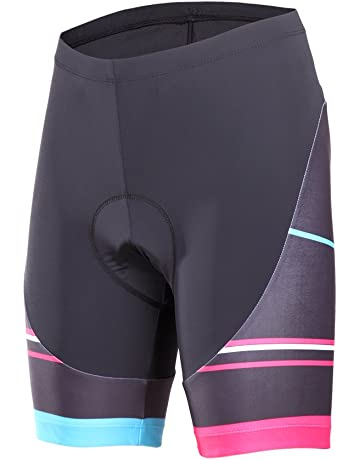 e85c87e4bae71 beroy Womens Bike Shorts with 3D Gel Padded