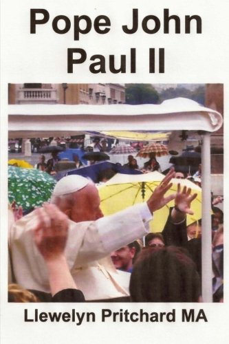 Pope John Paul II: St. Peter's Square, Vatican City, Rome, Italy (Photo Albums) by CreateSpace Independent Publishing Platform