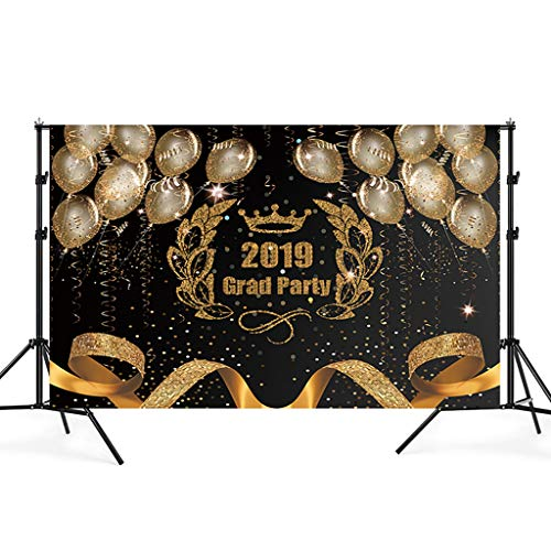 (Decor for Home Wall Living Room Graduation Backdrops Digital Background Photo Yuenne)