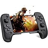 Mobile Controller, BEBONCOOl Mobile Game Controller for PUBG, Android Game Controller for Android/iOS/iPhone, Wireless Remote Controller Gamepad for Bluetooth,Supports Mobile Key Mapping