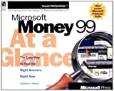 Microsoft Money 99 at a aGlance, Stephen L. Nelson, 1572319933