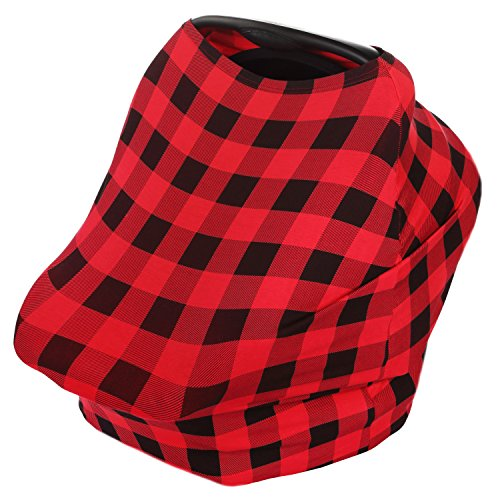 compare price to plaid infant car seat cover. Black Bedroom Furniture Sets. Home Design Ideas