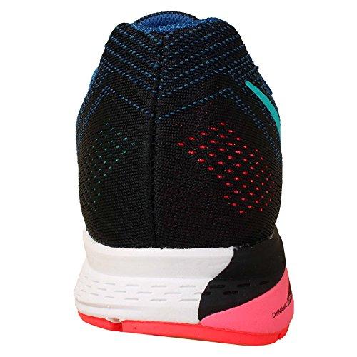 Hombre Cobalt Punch Hyper Air Zapatillas Jade Structure Nike hyper Zoom Para 18 black YTwnAq