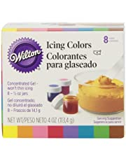 طقم ألوان طعام ( 8 لون ) من شركة ويلتون