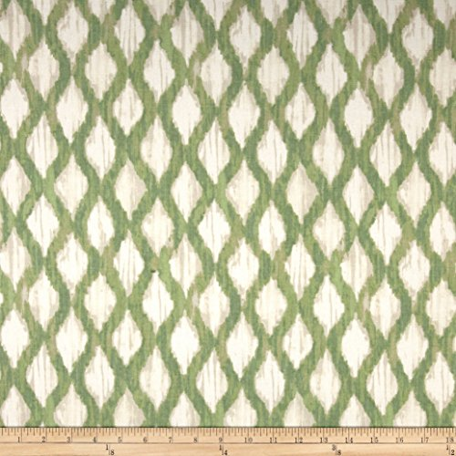 Kelly Ripa Home Floating Trellis Reed Fabric by The Yard