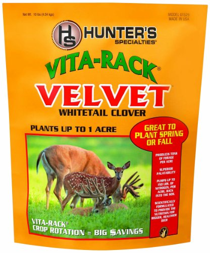 Hunte's Specialties Vita-Rack Velvet Clover 10 lb.