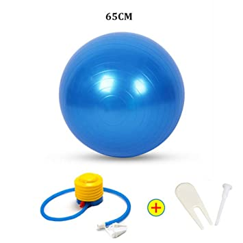 CRSM Fitness Ball Sports Yoga Ball Pilates Fitness Ball ...