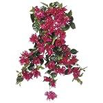 House-of-Silk-Flowers-Artificial-24-inch-Watermelon-Bougainvillea-Trailing-Bush-Set-of-6