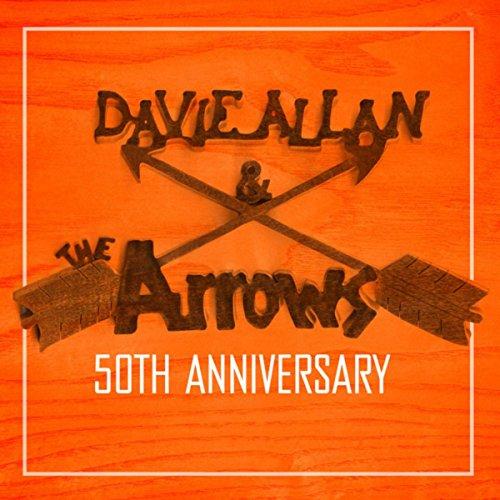 50th Anniversary By Davie Allan & The Arrows On Amazon