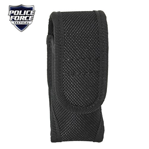(Streetwise Security Products Police Force Heavy Duty Nylon Pepper Spray Holster 2 oz.)