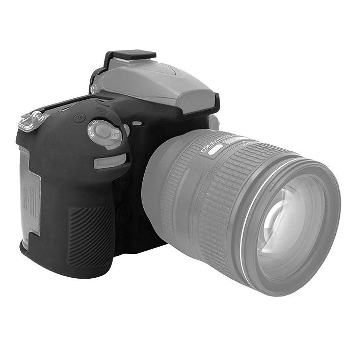 Mugast Protector de la Carcasa de la cámara para Nikon D810 ...