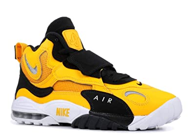 db8aa04cfe Nike Men's Air Max Speed Turf University Gold/White/Black/Metallic Silver  BV1165
