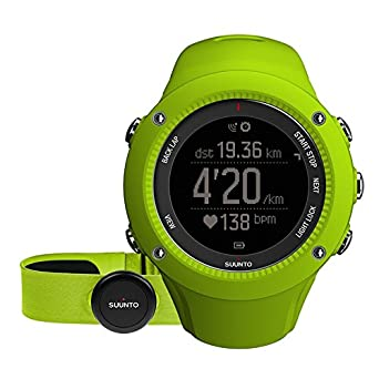 SUUNTO AMBIT3 RELOJ UNISEX CUARZO 50MM CORREA DE GOMA DIAL NEGRO SS021261000: Amazon.es: Relojes