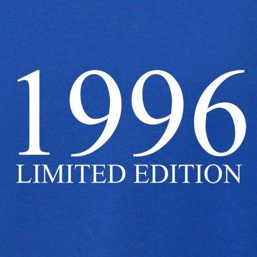 1996 Limierte Auflage / Limited Edition - 21. Geburtstag - Herren T-Shirt - Royalblau - XXXL