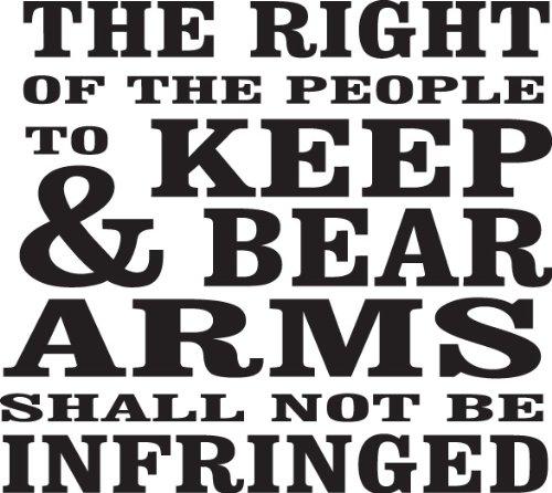 2nd Amendment Gun Rifle Firearm Sayings Vector Clipart