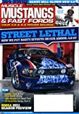 Muscle Mustangs & Fast Fords April 2011 Amsoil 5.0 GT on Cover, NMRA Season Preview, Build Your Own Budget 347, CNC-Ported 5.0 Head Test, Shelby GT500 w/Over 1000 rwhp, AmericanMusclecar.com Charity Car Show