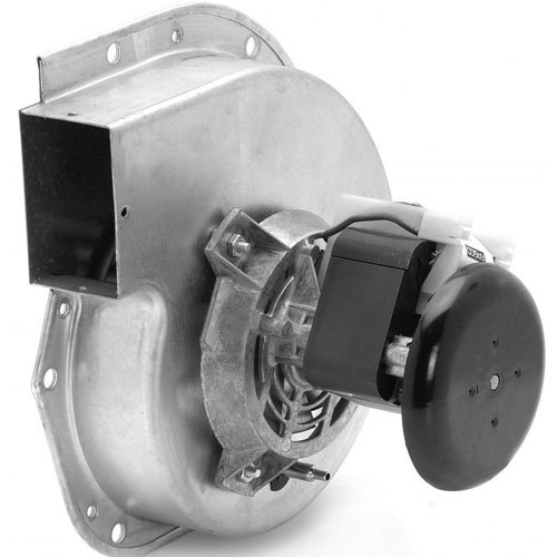 B18590-05S - Amana Furnace Draft Inducer / Exhaust Vent Venter Motor - OEM Replacement ()