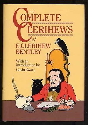 Complete Clerihews