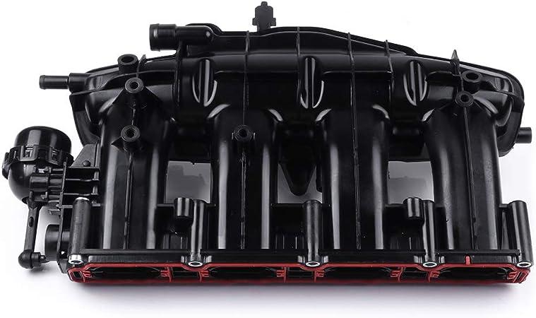 FEIPARTS Performance Engine Intake Manifold Fit for 09-13 A3 09-13 A3 Quattro 09-10 TT Quattro 12-13 Beetle 09-15 CC 10-15 Eos 09-14 GTI