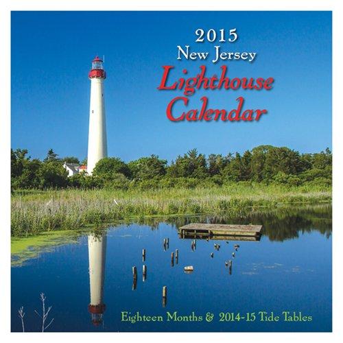 New Jersey Lighthouse Calendar 2015