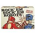 Retro Rockem Sockem Robots Game
