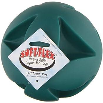 Pet Supplies : Pet Toy Balls : Soft-Flex Best Clutch Ball