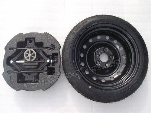 Factory Kia Optima Spare Tire Kit (16'' & 17'' Wheels) by Kia (Image #1)