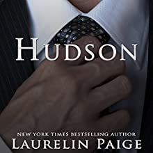 Hudson Audiobook by Laurelin Paige Narrated by James Patrick Nelson