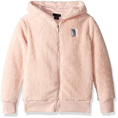 U.S. Polo Assn. Girls Long Sleeve Jersey Hoodie