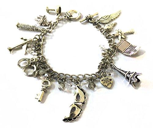 Shades Jewelry (BlingSoul 50ShadesBracelet FiftyShadesJewelry - FiftyShadesMerchandise for Womens)