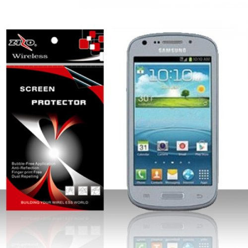 For Samsung Galaxy Axiom R830 (US Cellular) - Mirror Screen Protector