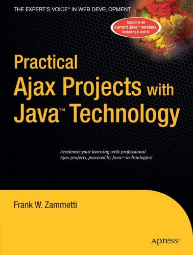 Practical Ajax Projects with Java Technology by Brand: Apress