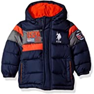 U.S. POLO ASSN. Baby Boys' Outerwear Jacket (More Styles Available)