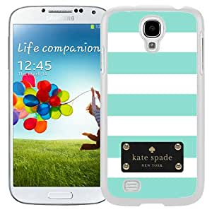 Unique And Lovely Designed Case For Samsung Galaxy S4 I9500 i337 M919 i545 r970 l720 With Kate Spade 115 White Phone Case